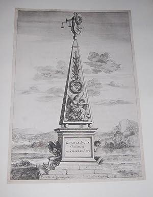 Louis Le Iuste Combattant par Charles Beys.: Valdor, Jean. Claude