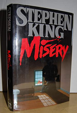 Misery. Signed by Kathy Bates.: King, Stephen. Kathy