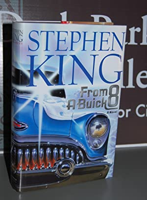 From A Buick 8 [With promotional poster].: King, Stephen.