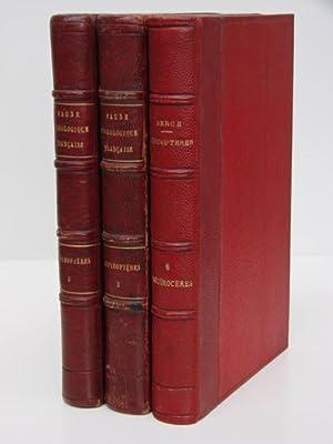 Faune entomologique française. Lépidoptères, 3 vol. (2,: BERCE, E.