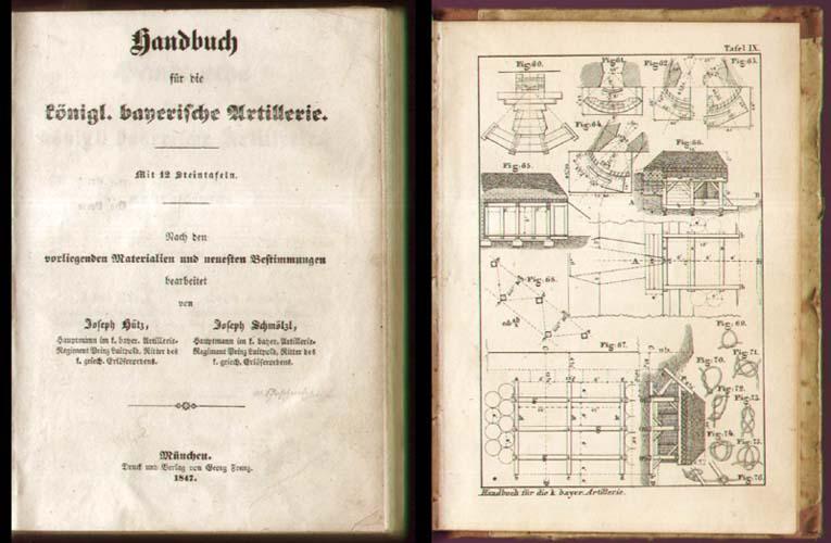 Handbuch der artillerie zvab for Seydlitz hannover