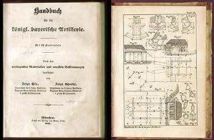 Handbuch f r die k nigliche bayerische artillerie von for Seydlitz hannover