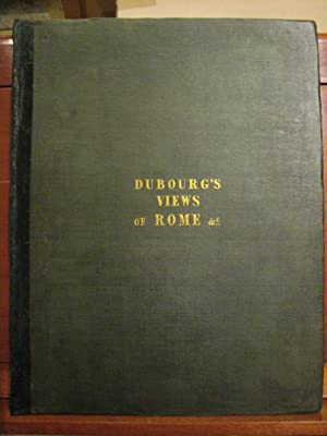 Views of the remains of ancient buildings: Dubourg M.