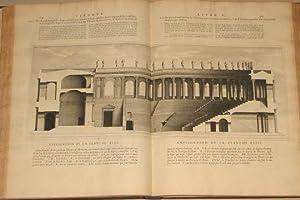 Les dix Livres D Architecture du Vitruve: Vitruve/ Perrault.
