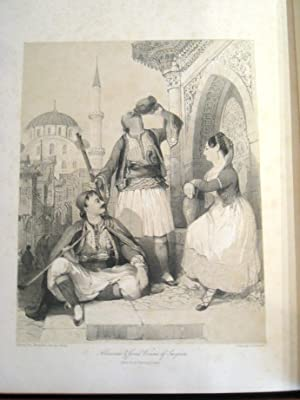 Character and Costume in Turkey and Italy: Allom Thomas and