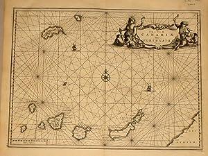 Insula Canaria alias Fortunata dictae: Olfert Dapper