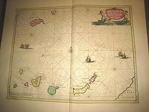 Insula Canaria alias Fortunata dictae: Ioannes Blaeu