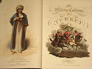 The military costume of turkey illustrated by: Thomas Mc Lean