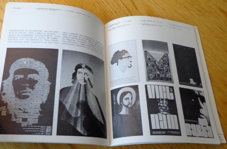 culture et r volution l 39 affiche cubaine contemporaine by larroche h l ne dir centre. Black Bedroom Furniture Sets. Home Design Ideas