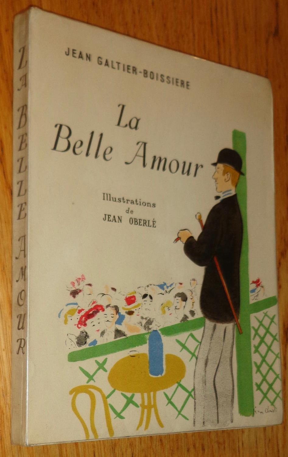 La Belle Amour Illustrations De Jean Oberlé