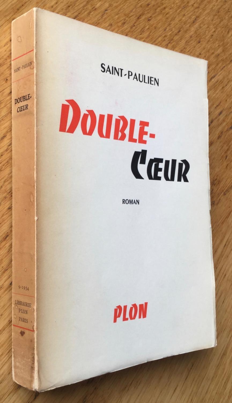 DoubleCoeur_Scènes_de_la_vie_provinciale_Roman_SaintPaulien_Assez_bon_Couverture_souple