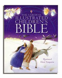 ILLUSTRATED CHILDREN S BIBLE