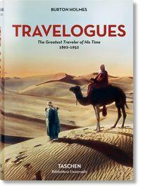TRAVELOGUES. THE GREATEST TRAVELER OF HIS TIME (IN)