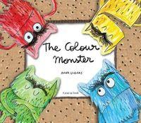 THE COLOUR MONSTER. POP-UP