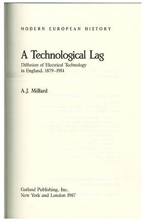 technological lag
