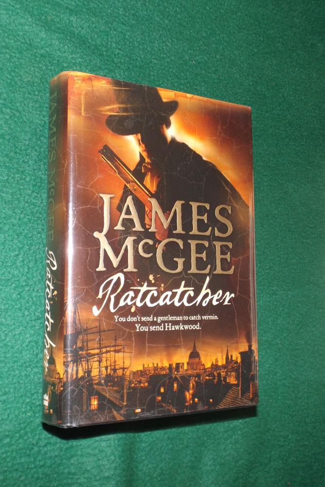 Ratcatcher By Mcgee James Harper Collins London 9780007212668