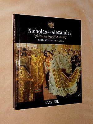 NICHOLAS AND ALEXANDRA: The Last Tsar and Tsarina.: Various.: