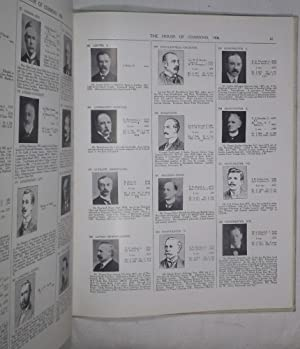 The Illustrated Directory of the House of Commons 1906