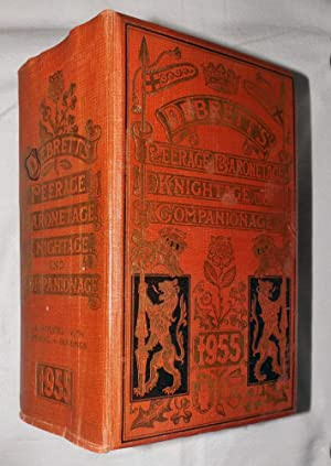 Debrett's Peerage, Baronetage, Knigtage, and Companionage: HANKINSON, C. F. J.