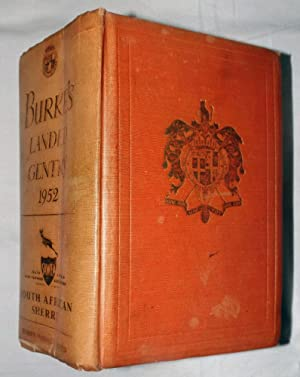 Burke's Genealogical and Heraldic History of the Landed Gentry