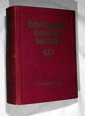 Genealogisches Handbuch des Adels Band 1 der Gesamtreihe GENEALOGISHES HANDBUCH DER FURSTLICHEN ...