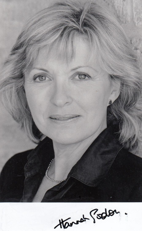Hannah Gordon