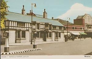 The Horse & Farrier Gatley Cheshire Village