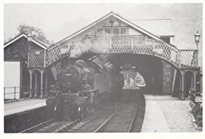 The Lakes Branch Coniston Station in 1957
