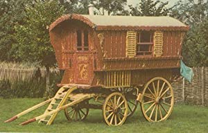 Gypsy Gipsy Caravan at Stratford Upon Avon