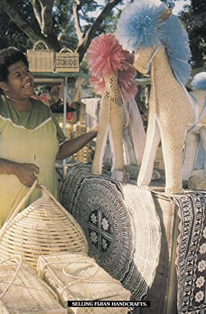 Fijian Fiji Handcrafts Hand Made Toy Horses