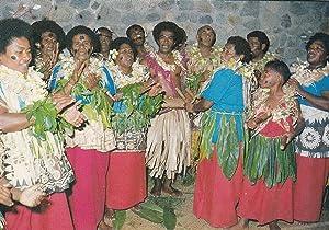 Hide Away Resort Fijian Entertainment Group Dancers