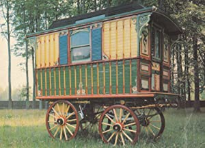 Gypsy Gipsy Caravan at Welsh Folk Museum