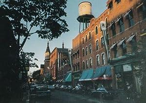 Trappers Alley Greektown Detroit USA Postcard
