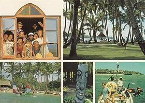 Fiji Yanuca Hotel Fijian Coral Coast Advertising