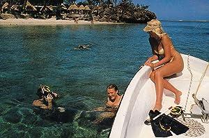 Fiji Diving Snorkelling Fijian Launching Underwater Postcard