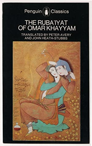 The Ruba'iyat Of Omar Khayyam 1981 Book