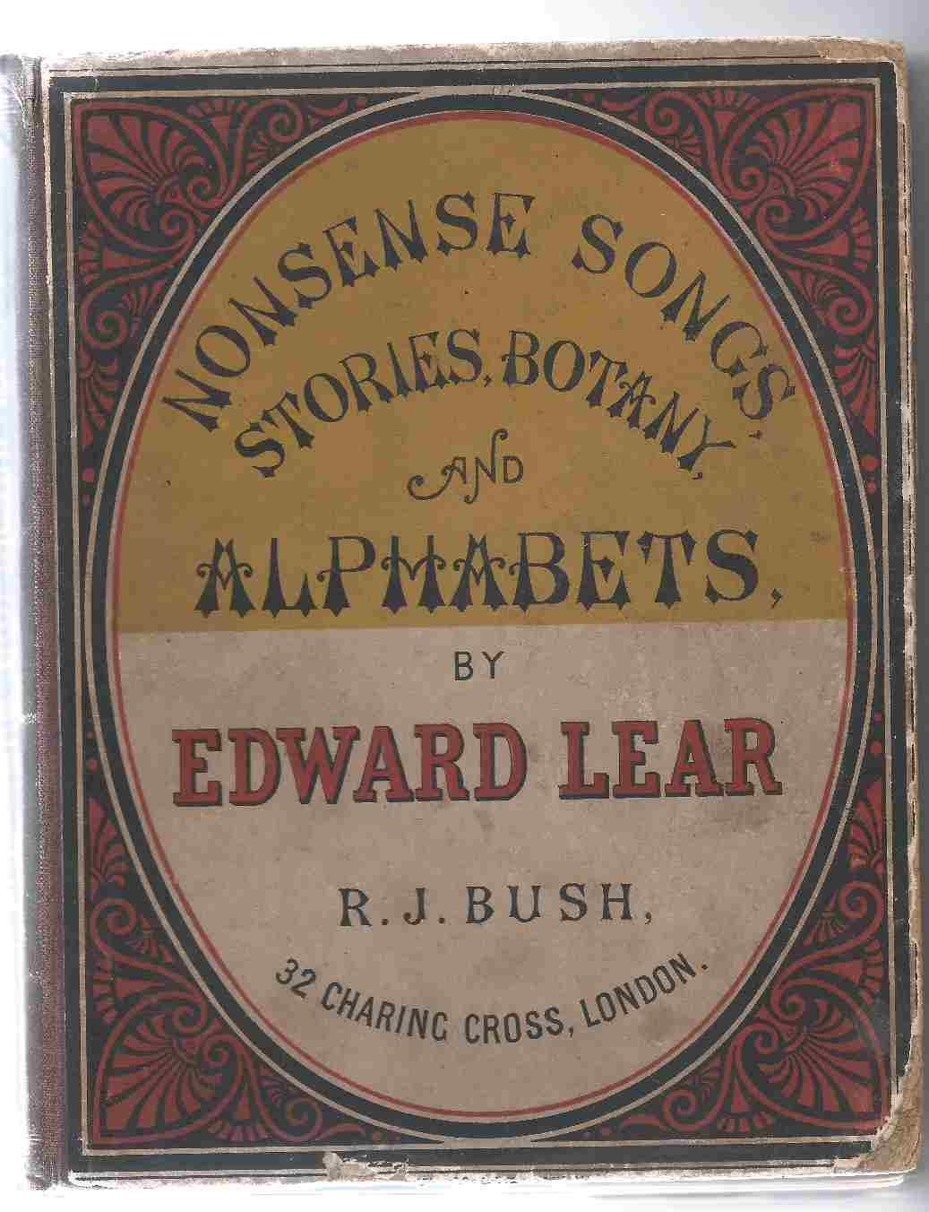 nonsense songs and stories by edward lear abebooks