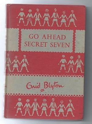 Go Ahead Secret Seven: BLYTON, Enid