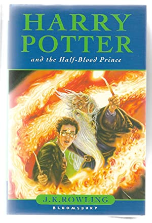 Harry Potter and the Half-Blood Prince (First print plus SIGNED Label)