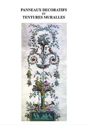 French 18th Century Mural Designs Panneaux Decoratifs et Tentures Murales du XVIII siecle),: ...