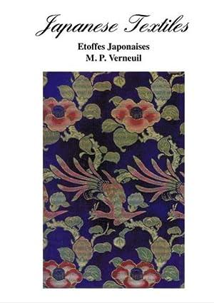 JAPANESE TEXTILES VERNEIL. c. 1910: Etoffes Japanaises,