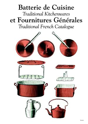 A CATALOGUE OF TRADITIONAL FRENCH KITCHENWARE.
