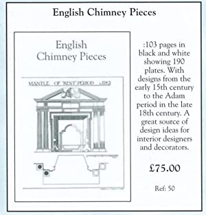 ENGLISH CHIMNEY PIECES