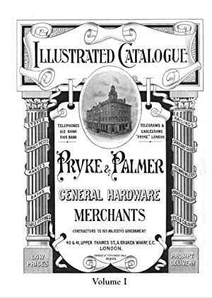 General Hardware Merchants Catalogue: PRYKE & PALMER