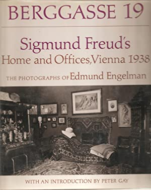 Bergasse 19. Sigmund Freud's Home and Office. Vienna 1938.