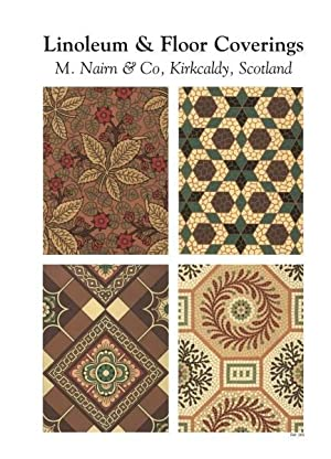 LINOLEUM AND FLOOR COVERINGS. M. NAIRN & CO.