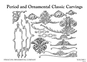 PERIOD AND ORNAMENTAL CLASSIC CARVINGS: Syracuse, O.C.