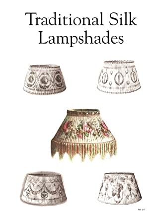 TRADITIONAL SILK LAMPSHADES: Lampshades, Silk