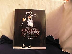 Michael Jackson the king of pop1958-2009 (Unseen: Hill, Tim
