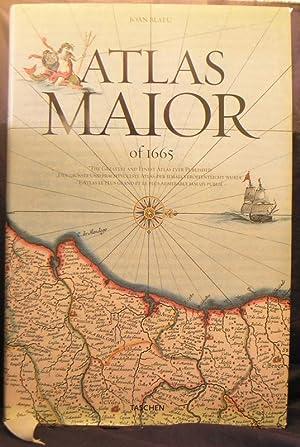 Atlas Maior of 1665: Blaeu, Joan